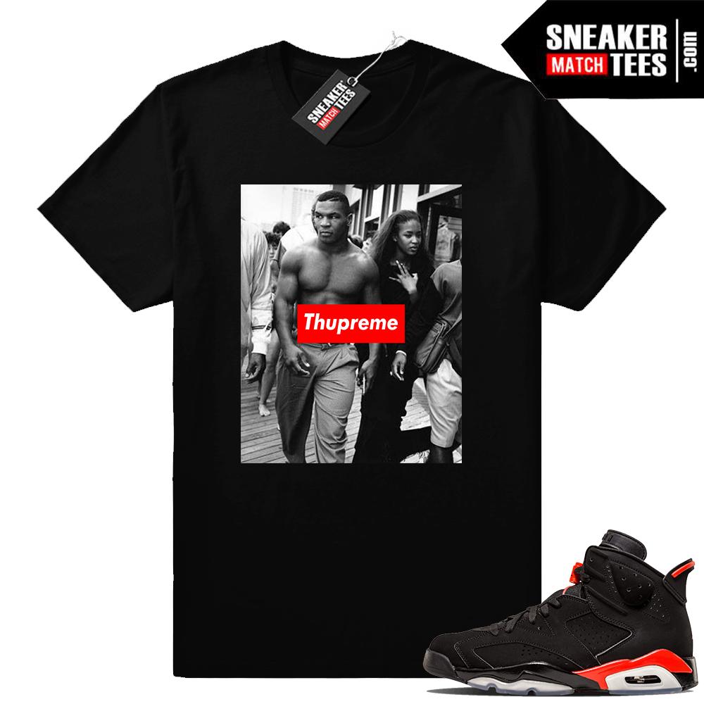 Supreme Mike Tyson shirt