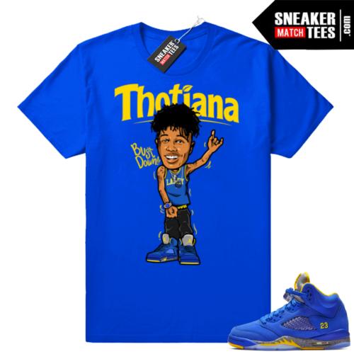 Thotiana Blue Face t-shirt
