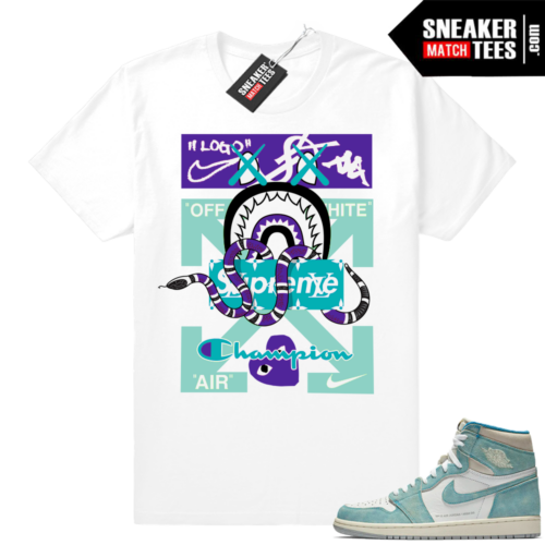Turbo Green 1s Jordan sneaker clothing