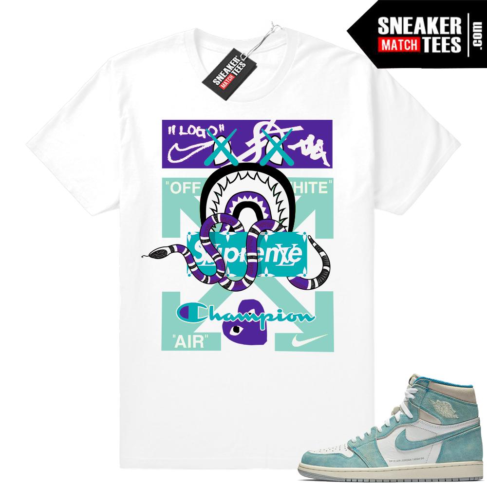 Turbo Green 1s Jordan sneaker clothing
