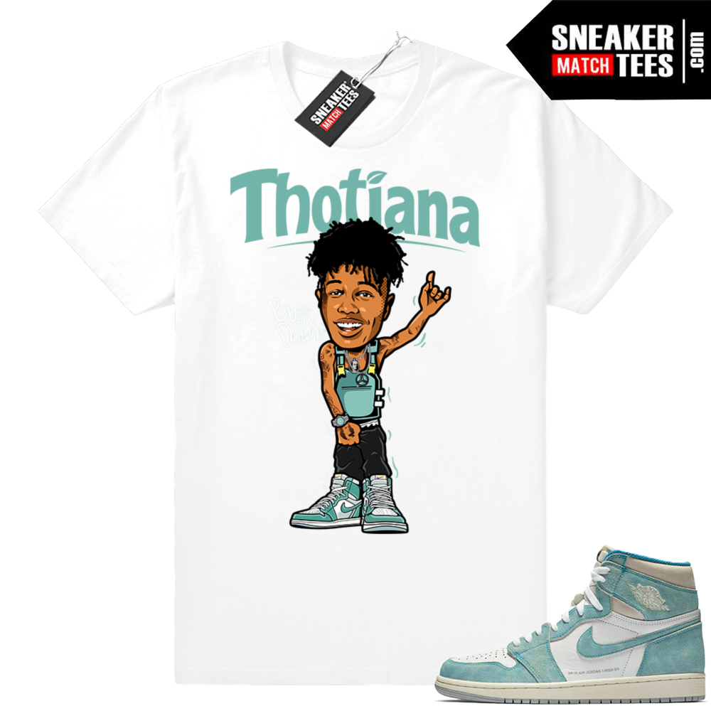 Turbo Green 1s sneaker tees clothing