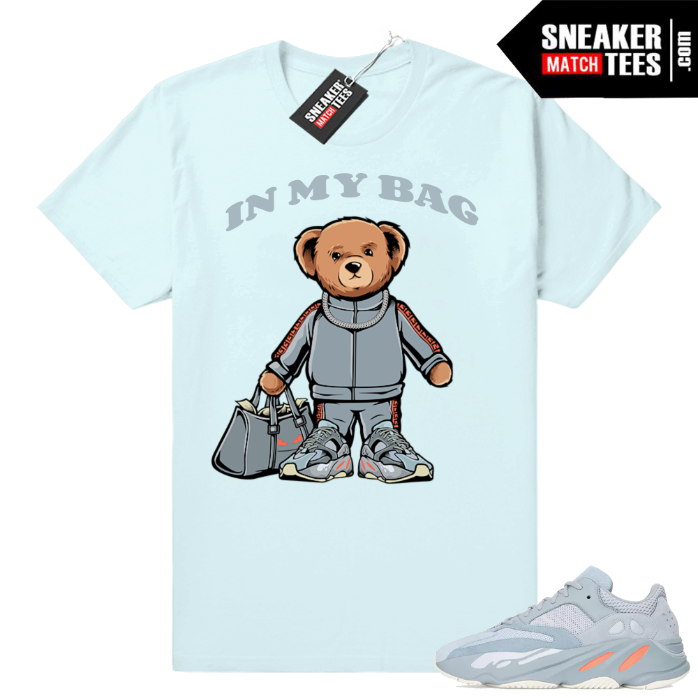 Yeezy 700 Inertia Sneaker Match shirts