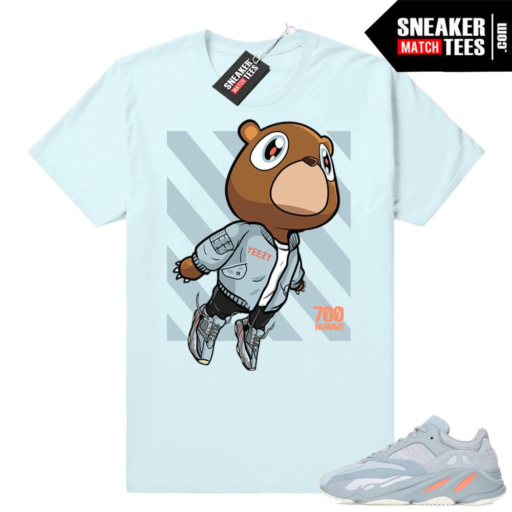 Yeezy 700 Inertia shirts sneaker tees