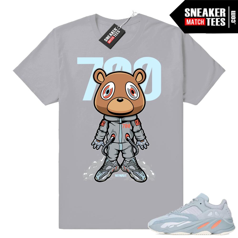 Yeezy 700 sneaker tees Inertia 700