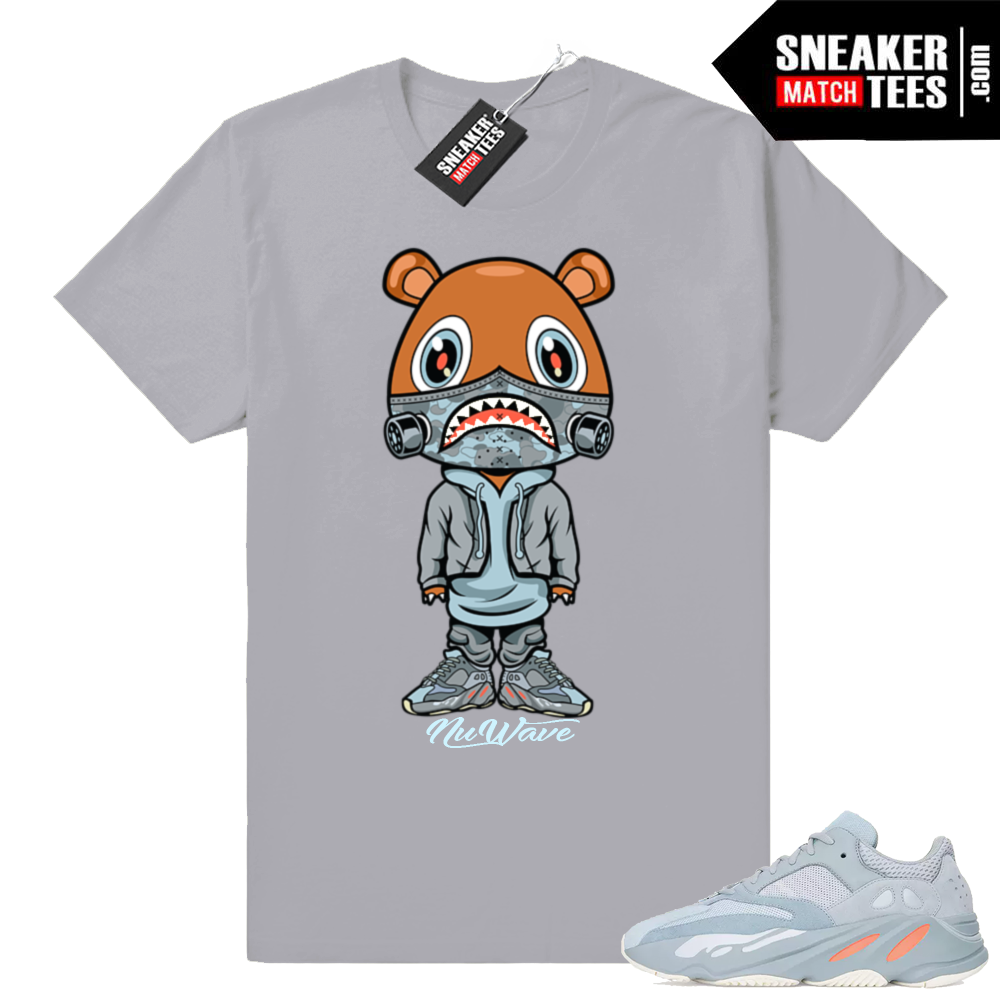 Yeezy Bear shirt Inertia 700