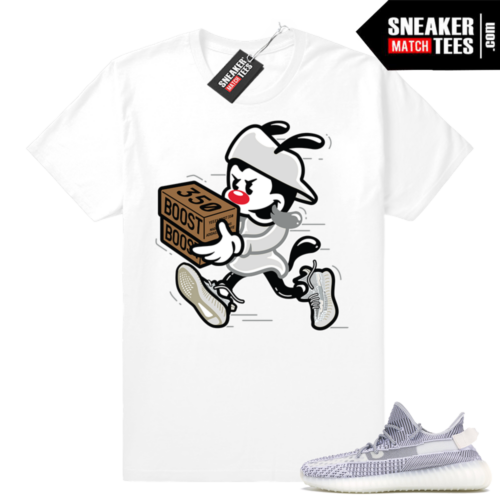 Yeezy Boost 350 V2 Static sneaker tees shirts