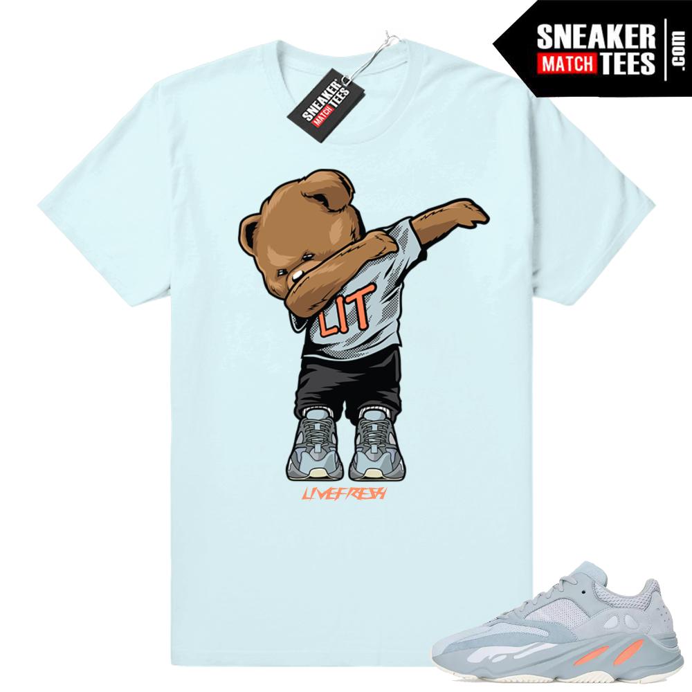Yeezy Boost 700 Inertia sneaker shirts
