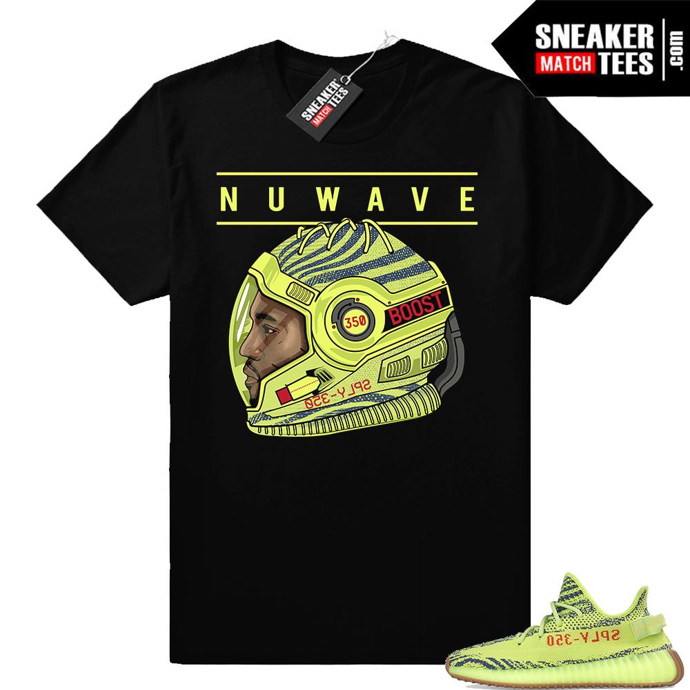 Yeezy Frozen Yellow Sneaker tee shirt