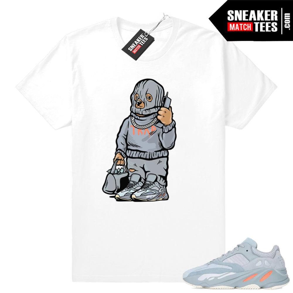 Yeezy Inertia shirts to match