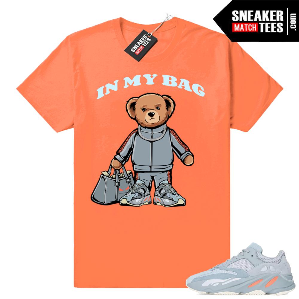 Yeezy Inertia sneaker tees shirts