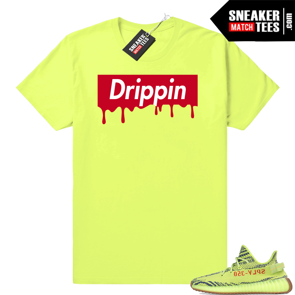 Yeezy boost 350 Frozen Yellow Drippin