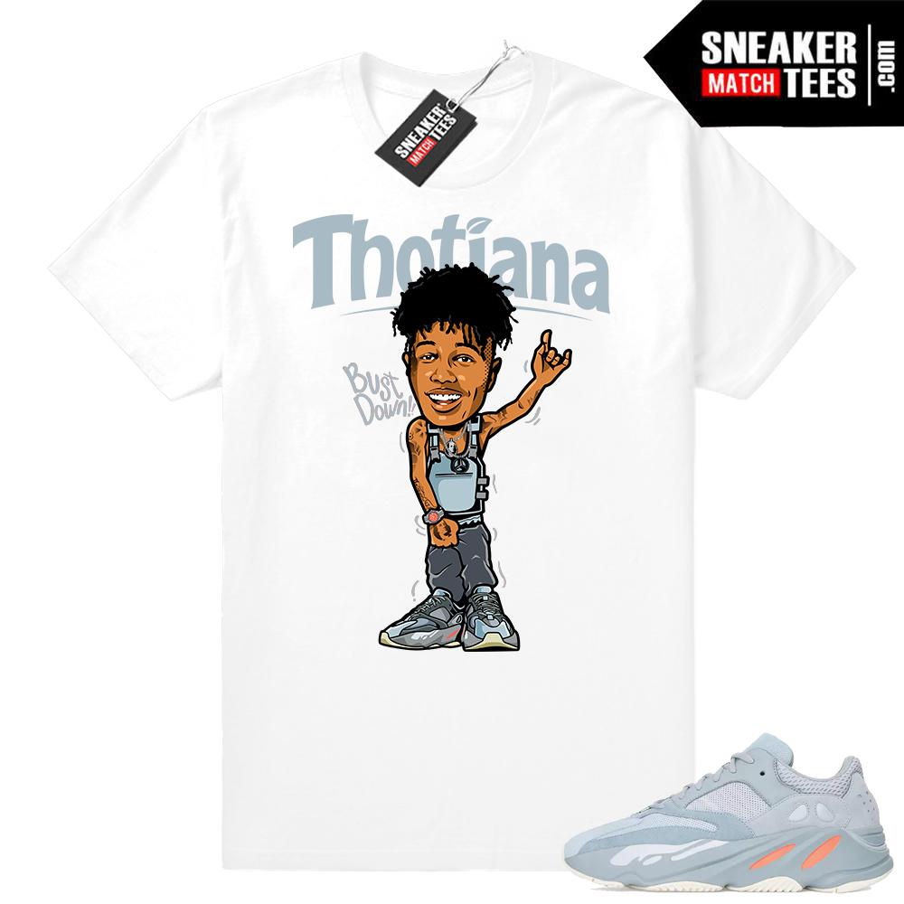 Yeezy boost 700 Inertia Thotiana shirt
