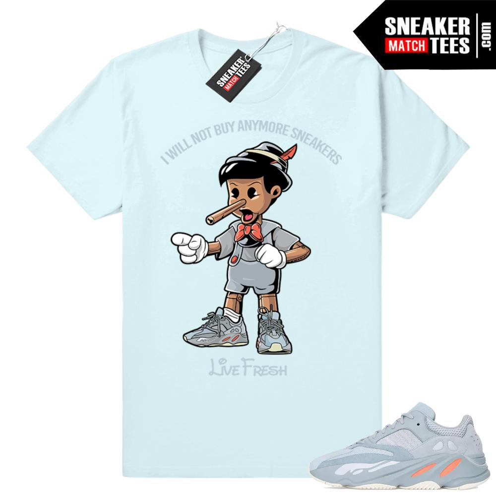 Yeezys sneaker match Inertia 700