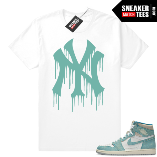 shirts match Jordan 1 Turbo green
