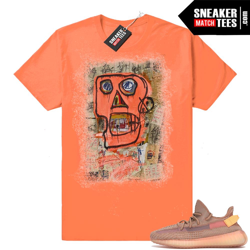 Clay 350 Yeezy shirts