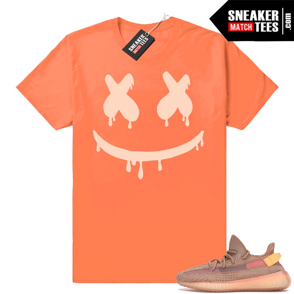 Clay 350s Yeezy sneaker match