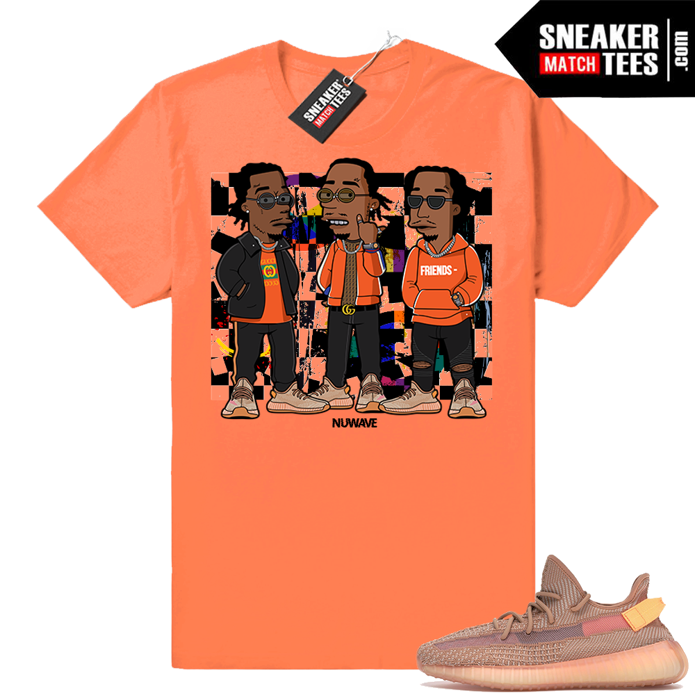 Clay Yeezy Boost 350 Sneaker outfits