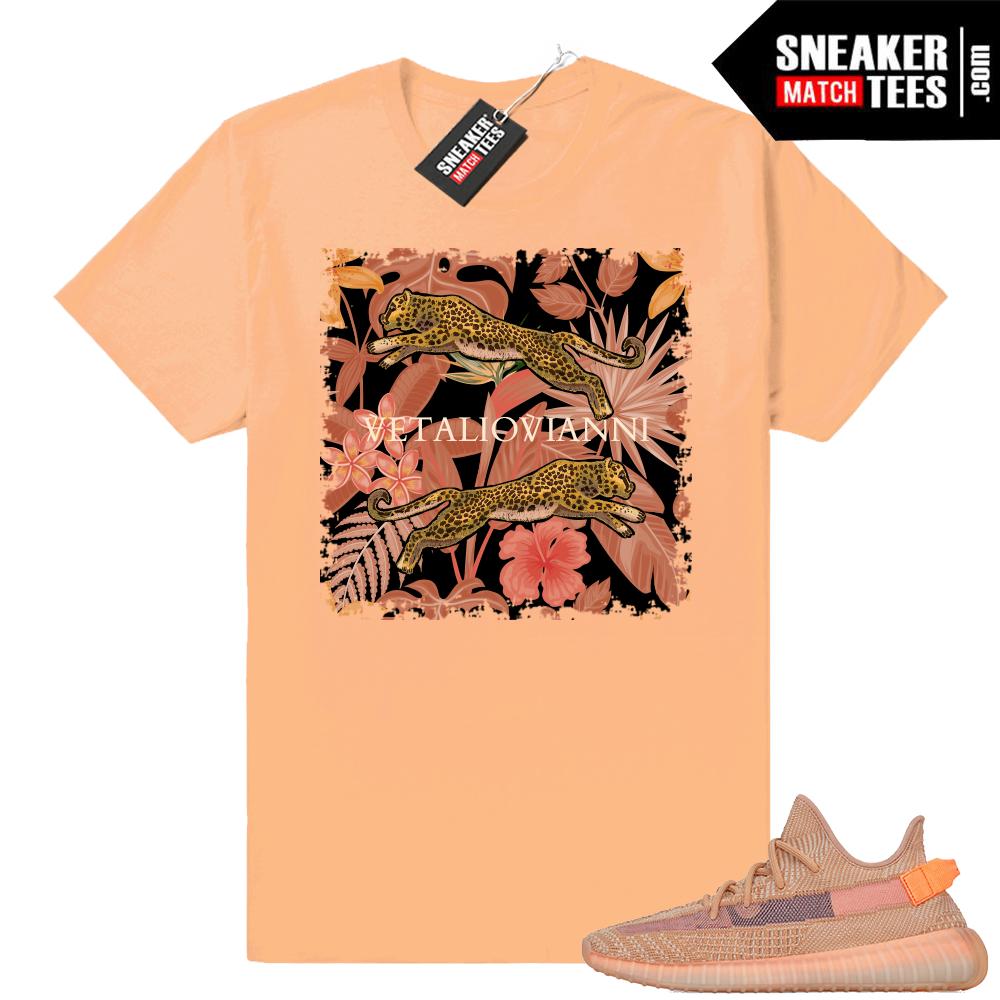 Clay Yeezy shirts match