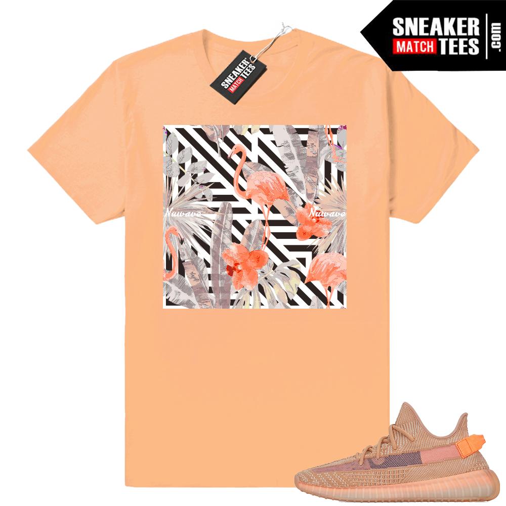 Clay t-shirt to match Yeezys