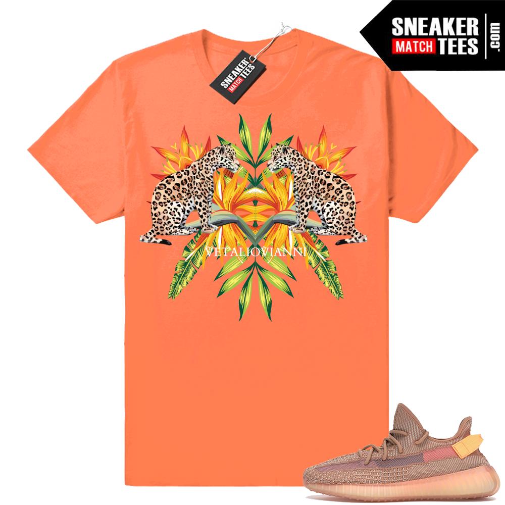 Designer Shirt Yeezy 350 Clay