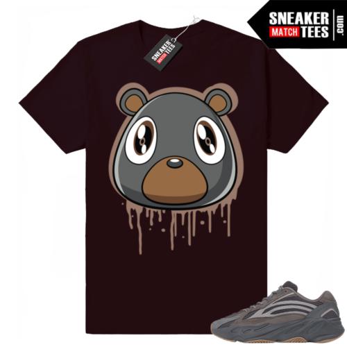 Geode Yeezy 700 Boost sneaker tees