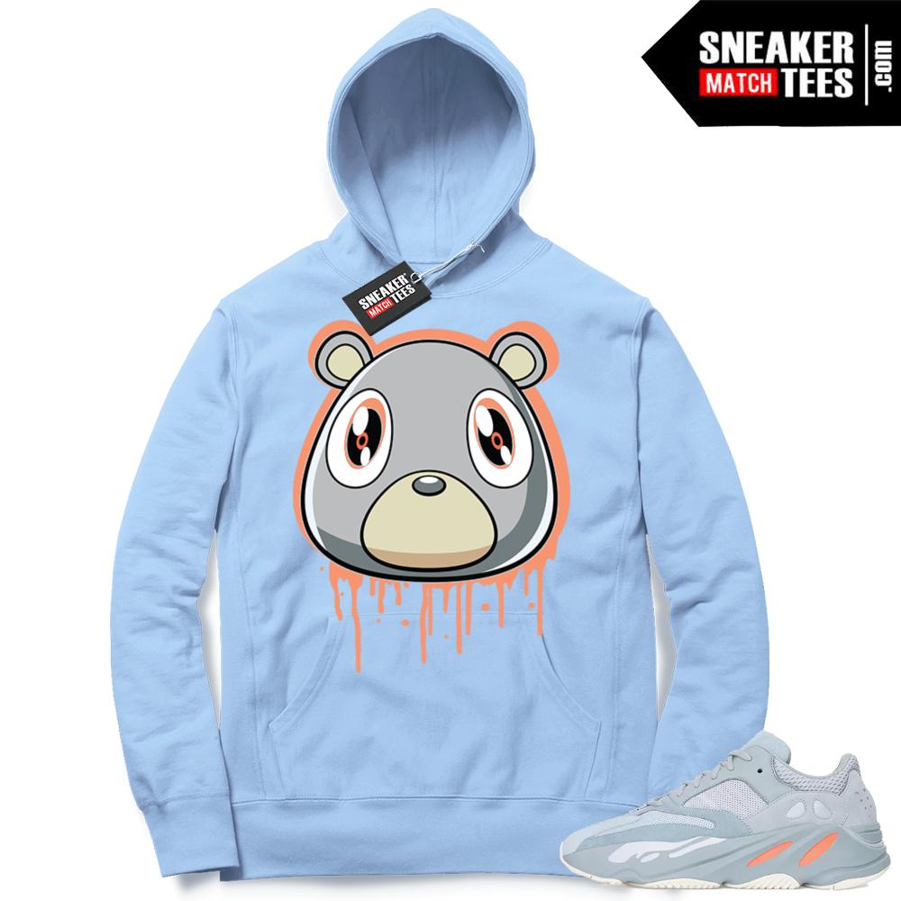 Hoodie sneaker match Yeezy 700