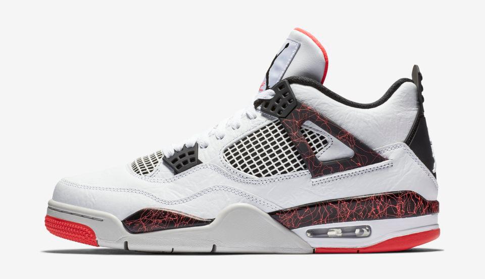 Jordan release dates March Jordan 4