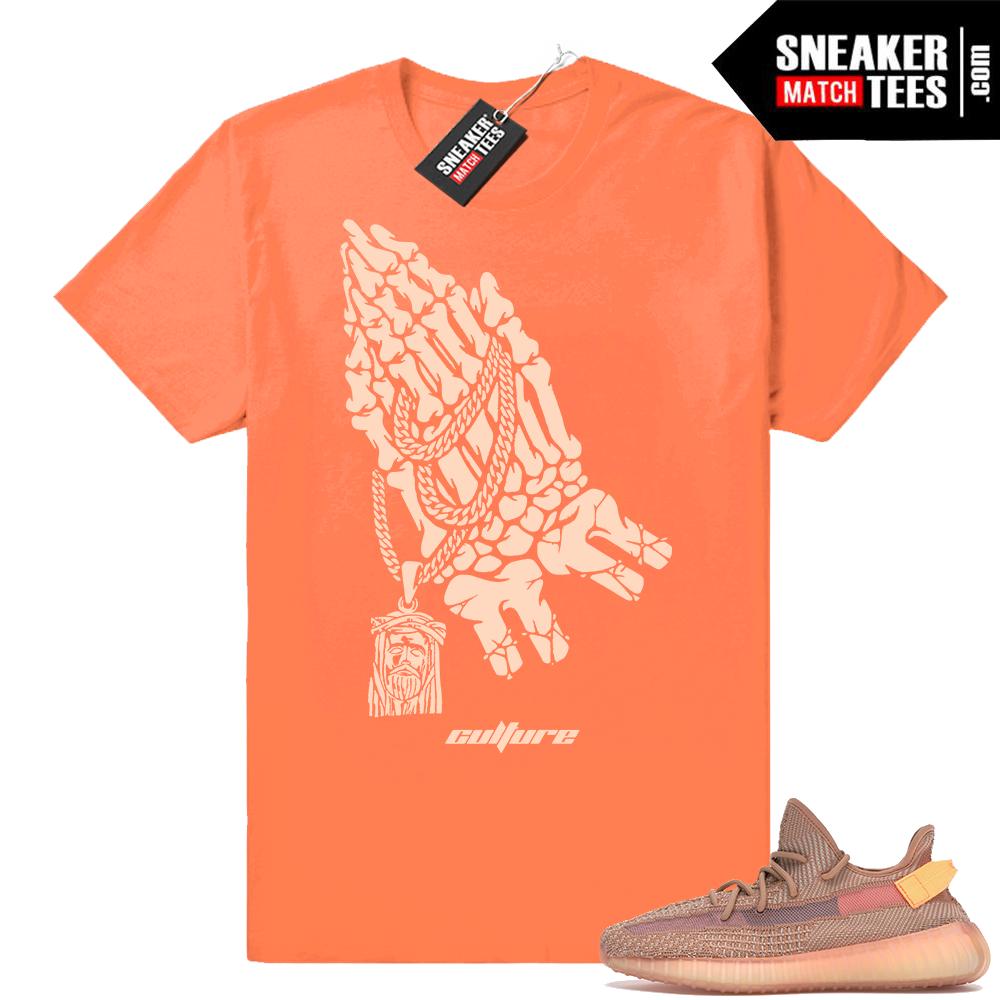 Match Sneaker tees Yeezy 350 Boost