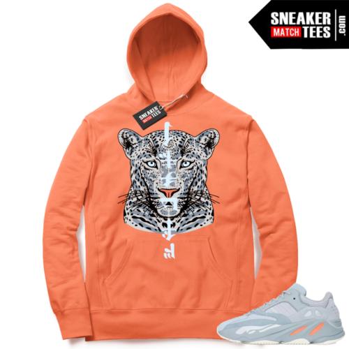 Match Yeezy 700 inertia sneaker hoodie