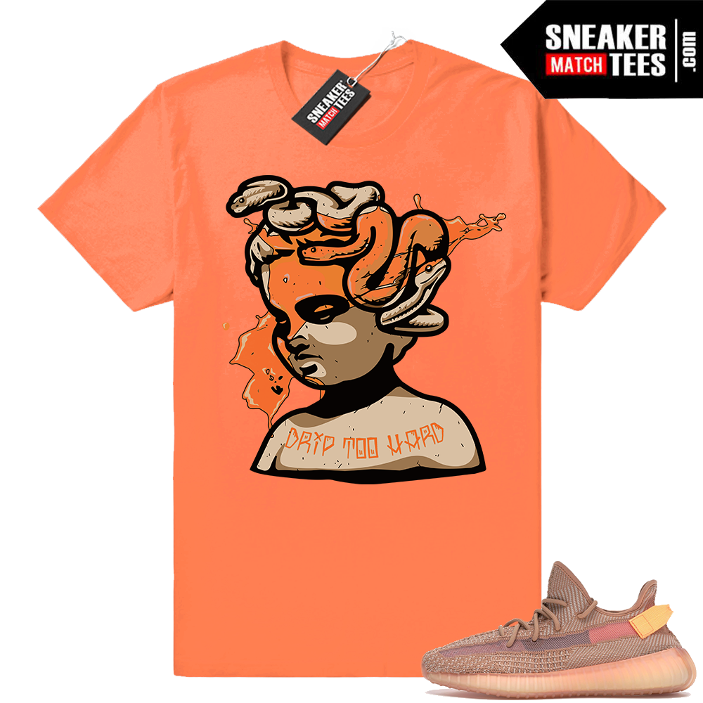 Match Yeezy boost 350 Clay V2 sneaker outfits