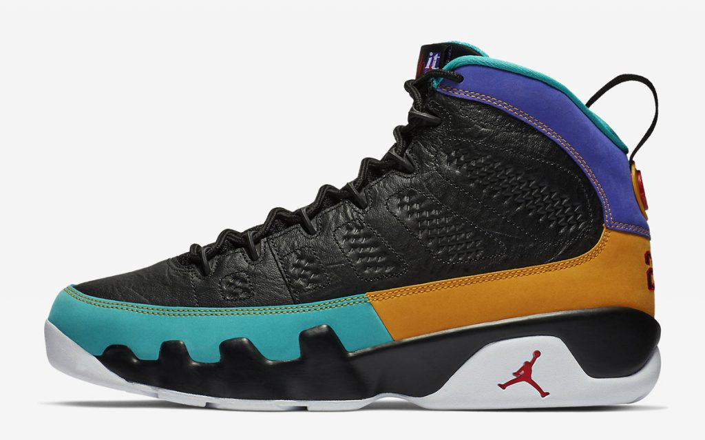 New Jordan releases Jordan 9