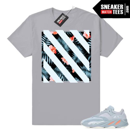 Shirts match sneakers Inertia 700 yeezy