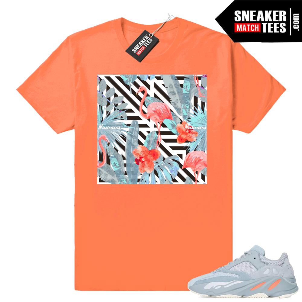 Shirts matching Yeezy boost 700 Inertia