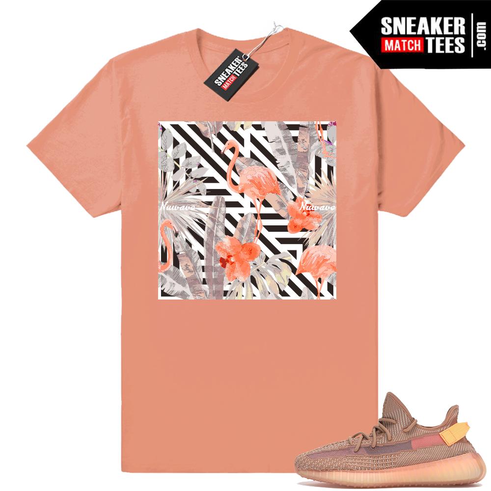 Shirts sneaker match Yeezy Boost 350
