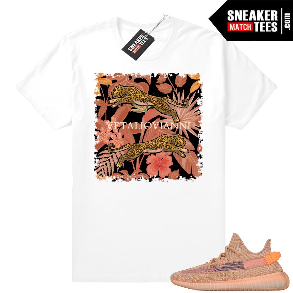 Shirts to match Yeezy 350 V2 Clay