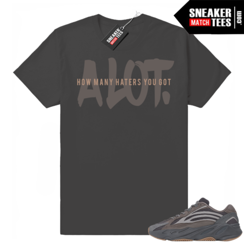 Sneaker Match Geode 700 Yeezy