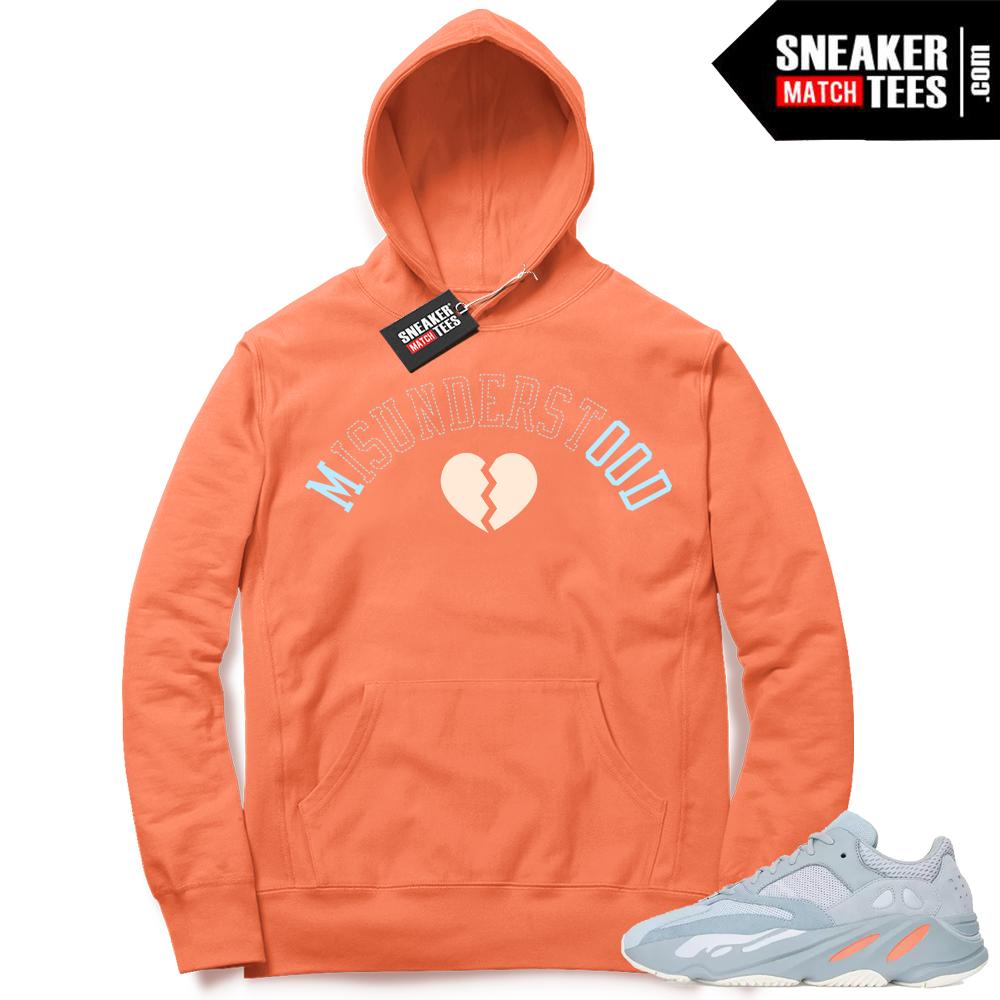 Sneaker Match Hoodie Yeezy boost 700