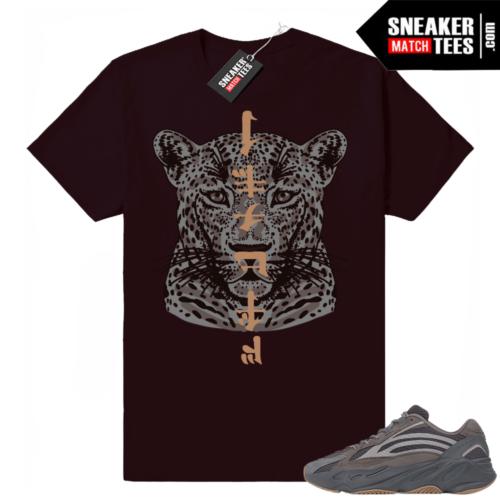 Sneaker Match Yeezy 700 Geode tees
