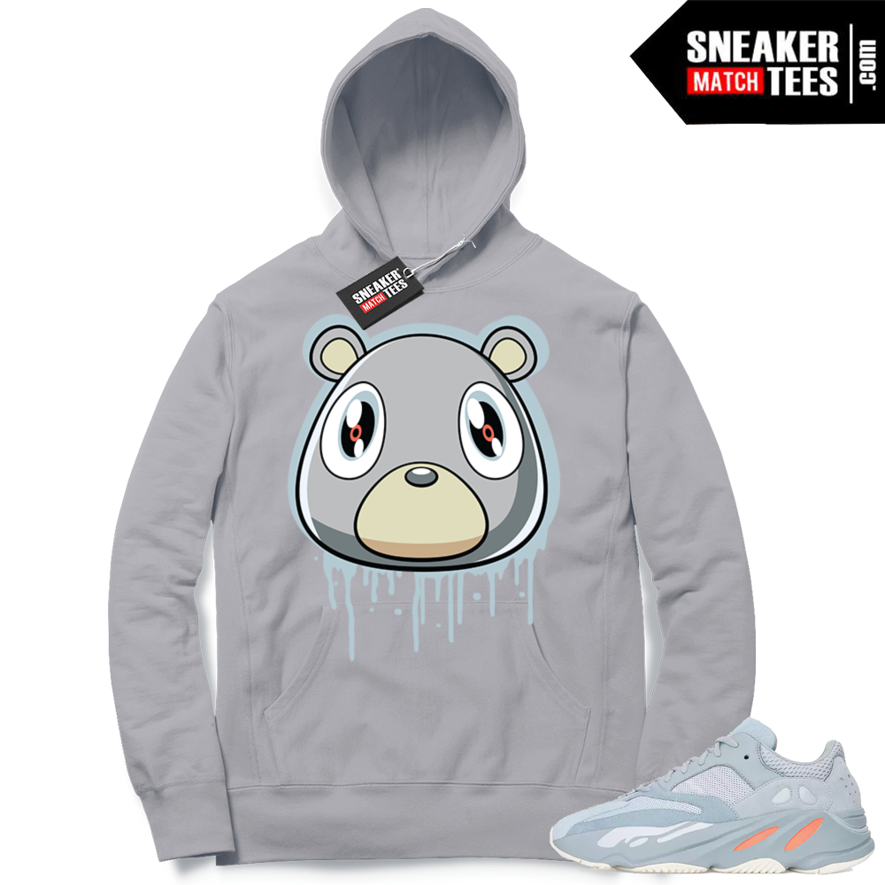 Sneaker Match Yeezy 700 Inertia Hoodie