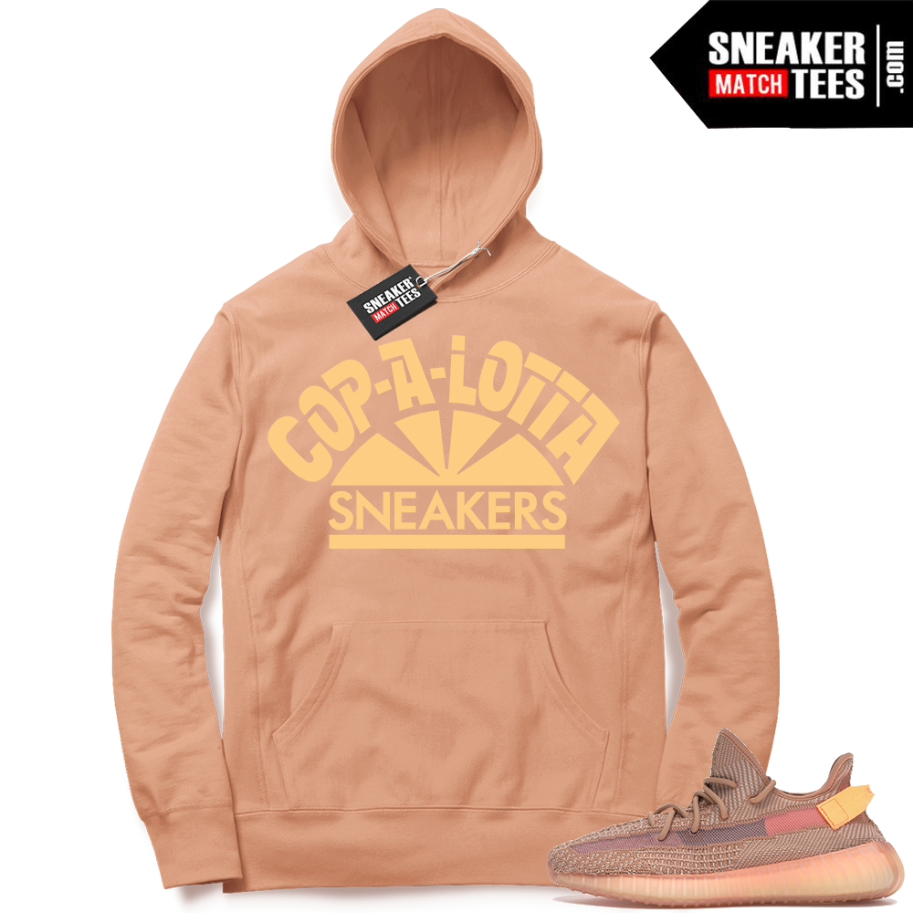 Sneaker Match Yeezy Clay 350