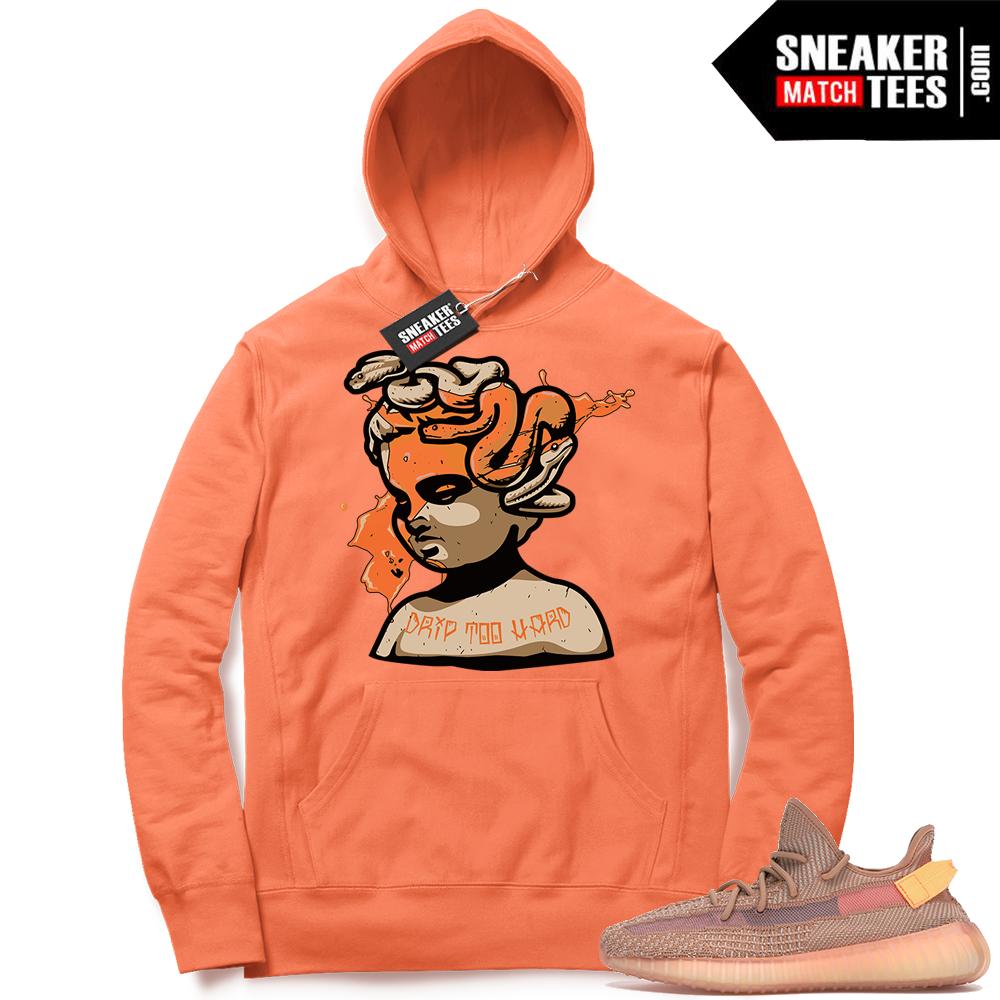 Sneaker Match Yeezy Clay