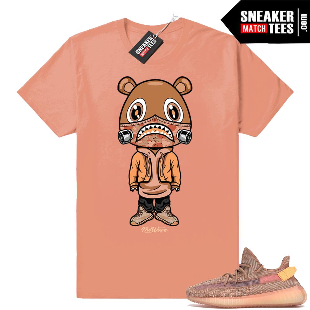 Sneaker Match Yeezy boost 350 Clay