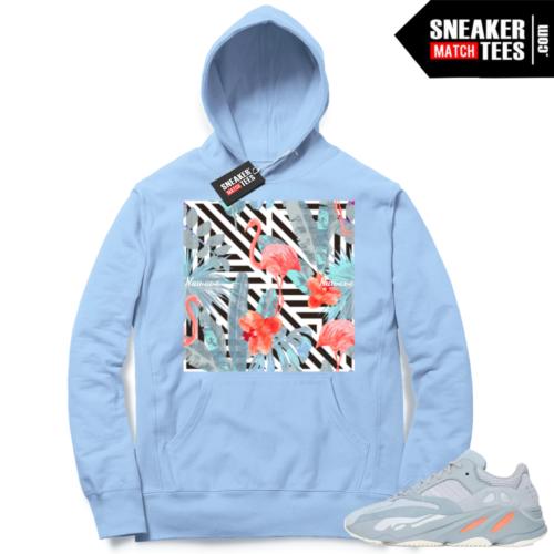 Sneaker hoodie Yeezy 700 inertia