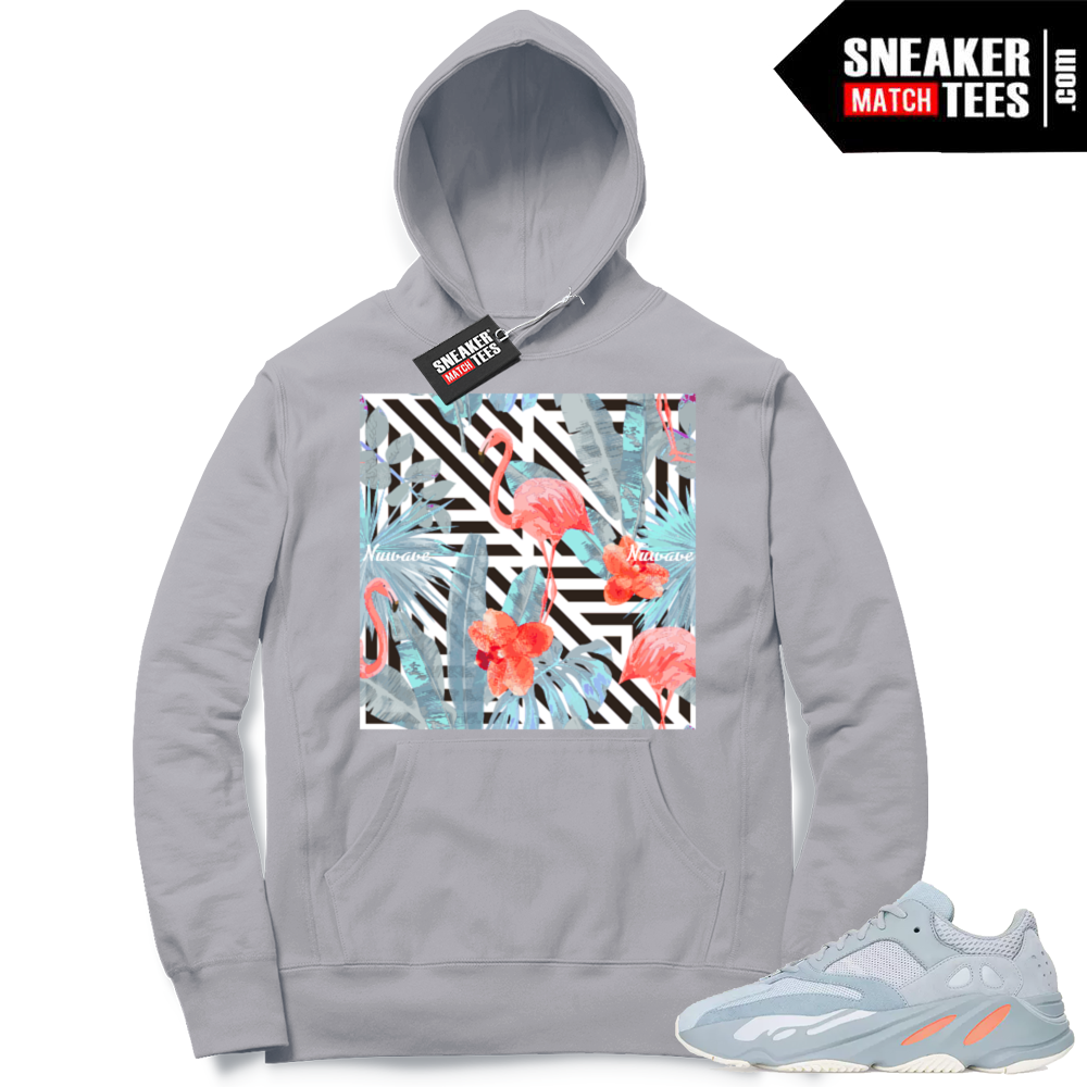 Sneaker hoodies to match Inertia 700