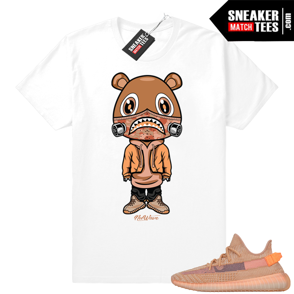 Sneaker match Clay Yeezys shoes