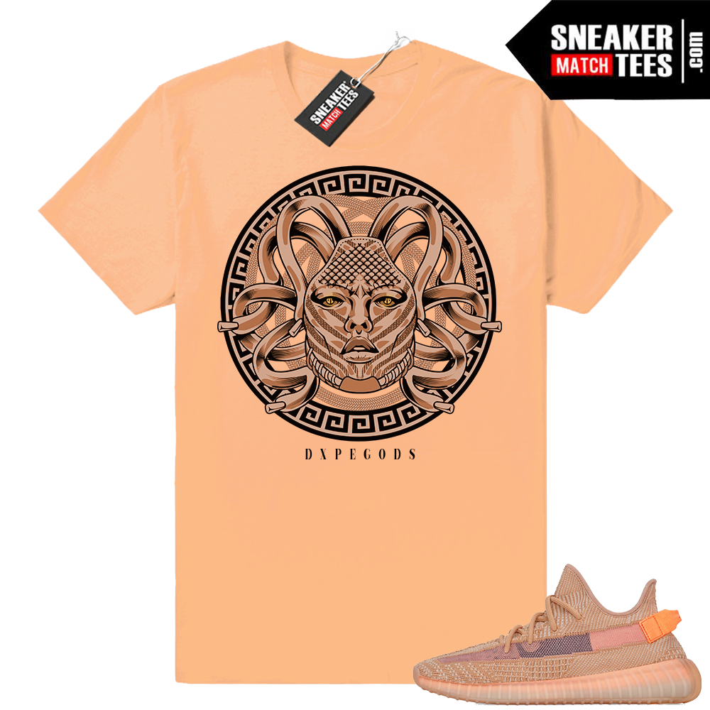 Sneaker outfit Yeezy Clay