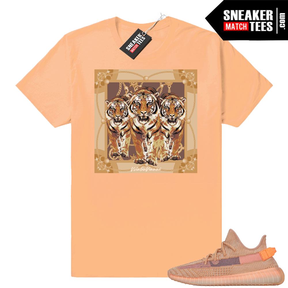 Sneaker shirt Clay Yeezys