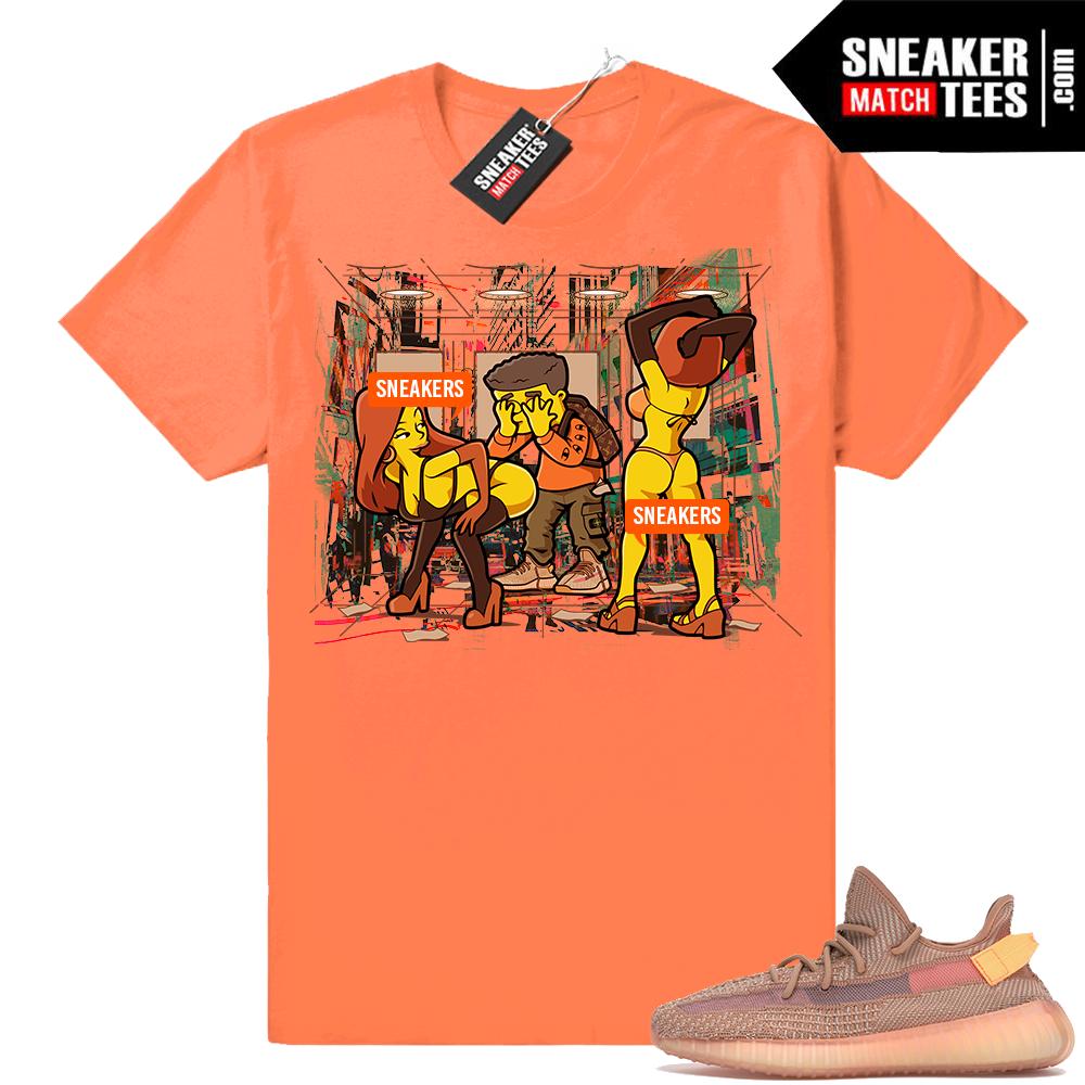 Sneaker shirts Yeezy Boost 350