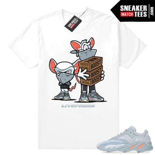 Sneaker t-shirt Yeezy boost 700 Inertia