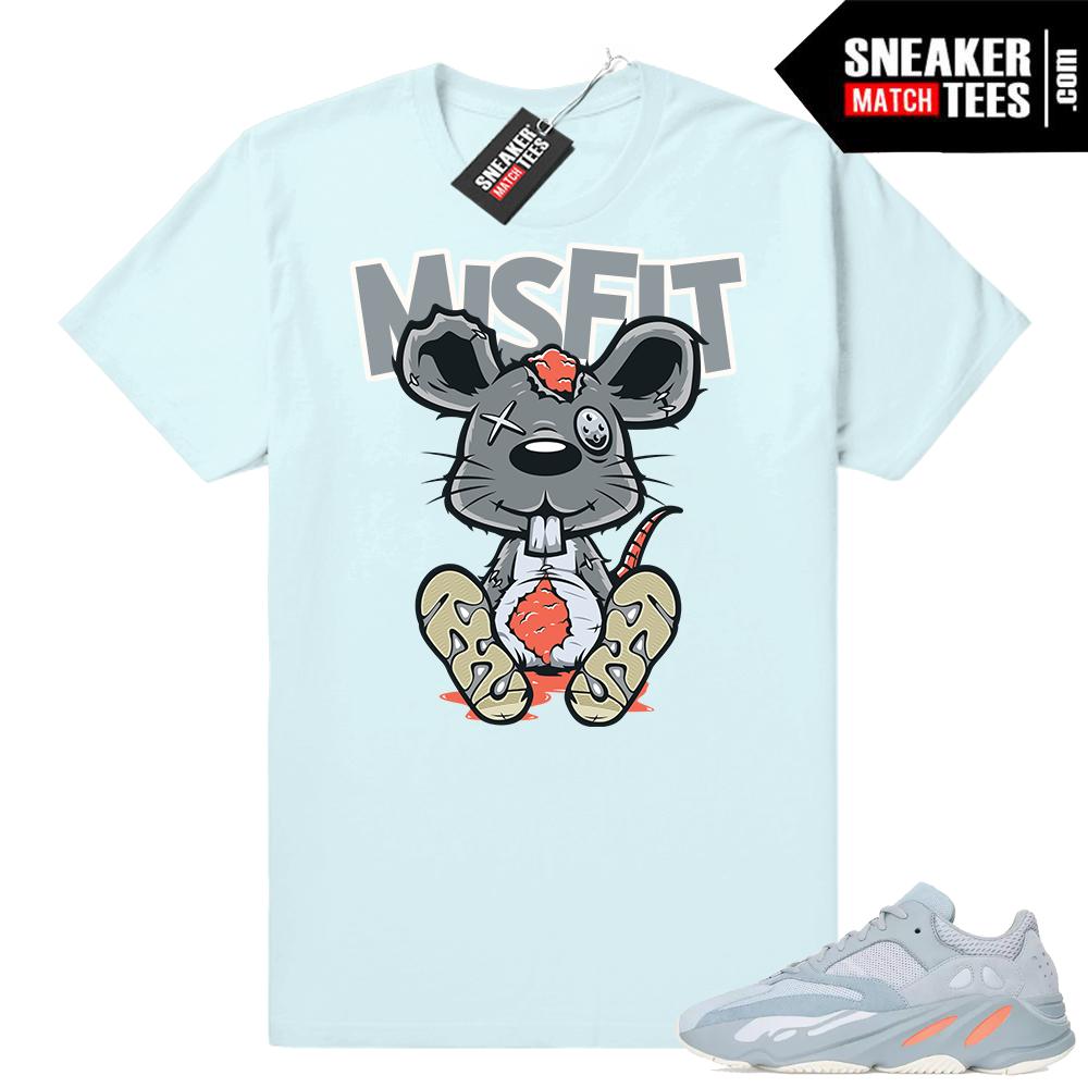 Sneaker tees Yeezy Boost 700 inertia